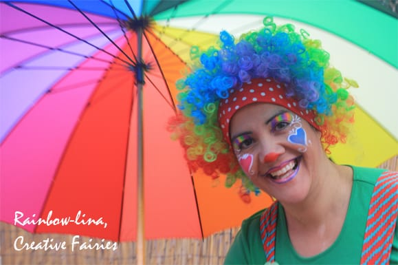 Rainbow-lina-clown1