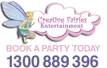 Fairy Parties Sydney & Melbourne